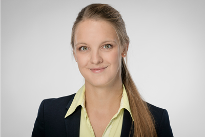 Anna Gorr Research Consultant FRED Executive Search