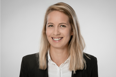 Carolin Krebs Office Managerin FRED Executive Search
