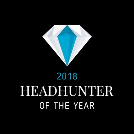 Headhunter of the Year Award Logo