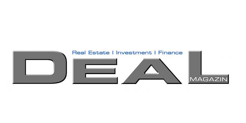 Hier sehen Sie das Logo vom Deal Magazin